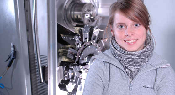 Frauen in der M+E-Industrie